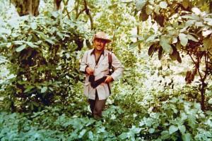 """""""לג'ונגל באהבה"""" - פרג' פרי במסע צילומים ביבשת אפריקה"""