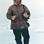 פרג' פרי בקוטב הצפוני