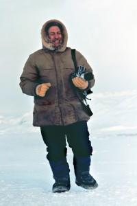 פרג' פרי, הצלם הישראלי הראשון בקוטב הצפוני